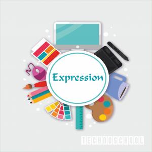 TechnoSchool Course - Expression