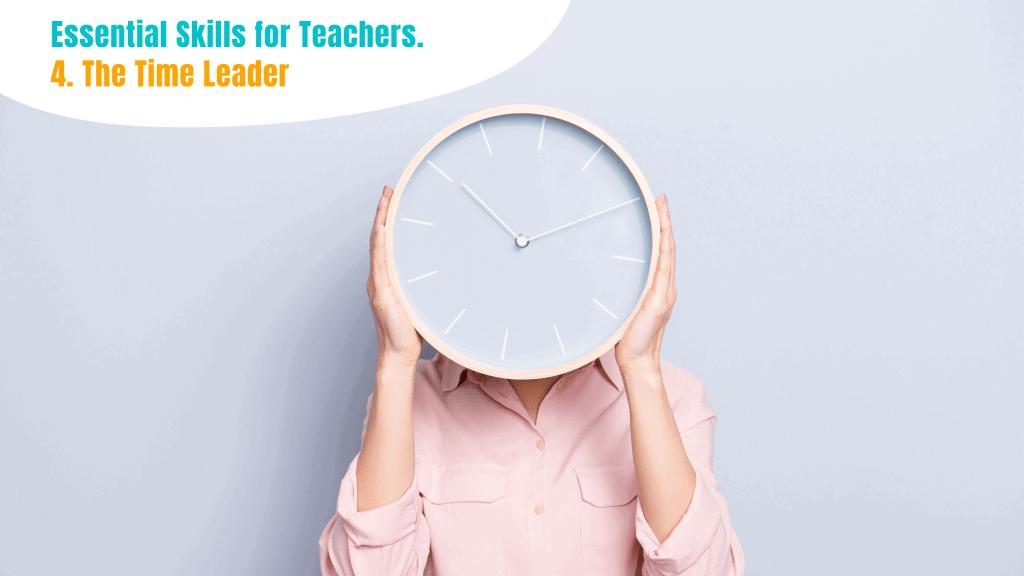 5 Essential skills for teachers